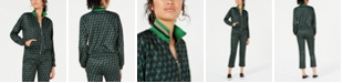 Juicy Couture Printed Track Jacket