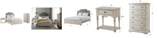 Furniture Closeout! Hadley Bedroom Furniture, 3-Pc. Set (California King Bed, Nightstand, and Chest), Created for Macy's