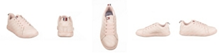 Tommy Hilfiger Toddler, Little and Big Girls Iconic Court Logo Sneakers