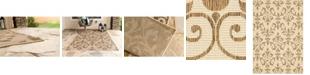 Bridgeport Home Pashio Pas5 Beige Area Rug Collection
