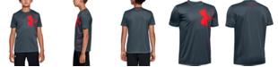 Under Armour Big Boys UA Tech™ Logo-Print T-Shirt