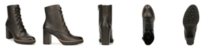 Naturalizer Callie Leather Mid Shaft Boots