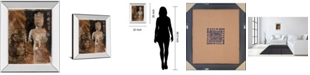 "Classy Art Inner Chi III by Douglas Mirror Framed Print Wall Art, 22"" x 26"""