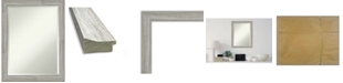 "Amanti Art Dove Framed Bathroom Vanity Wall Mirror, 21.5"" x 27.50"""