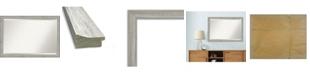 "Amanti Art Dove Framed Bathroom Vanity Wall Mirror, 39.5"" x 27.50"""