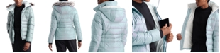 The North Face Women's Gotham Hooded Faux-Fur-Trim Parka Coat