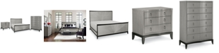 Furniture Symphony  Bedroom Furniture, 3-Pc. Set (Queen Bed, Nightstand & Chest)