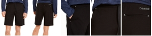 Calvin Klein Men's CK Move 365 Quick-Dry Performance Stretch Shorts