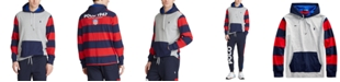 Polo Ralph Lauren Men's Graphic Jersey Hoodie