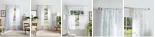 Martha Stewart Collection Martha Stewart Bellefield Floral Curtain Collection