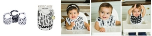tiny twinkle Baby Boys and Girls Pack of 3 Feeder Bib Set