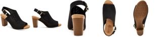 Giani Bernini Jabril Memory Foam Shooties, Created for Macy's