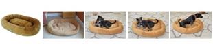 Armarkat Bolstered Pet Bed