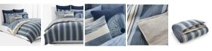 Lauren Ralph Lauren Gavin Stripe King Comforter Set