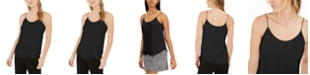 Bar III Scoop-Neck Camisole, Created for Macy's