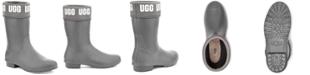 UGG® Women's Sienna Matte Graphic Rain Boots