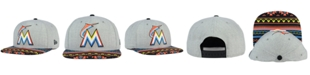 New Era Miami Marlins Neon Mashup 9FIFTY Snapback Cap
