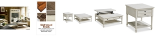 Furniture Sag Harbor White Table Collection
