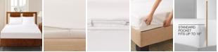 Sleep Philosophy Bed Guardian by 3M Scotchgard Waterproof Bed Bug Queen Mattress Protector