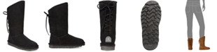 BEARPAW Women's Phylly Lace-Up Cold-Weather Boots