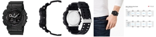 G-Shock Men's Black Resin Watch, 55mm