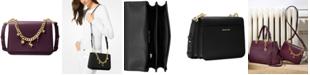 Michael Kors Mott Large Charm Swag Shoulder Bag