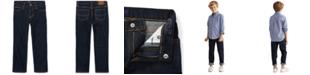 Polo Ralph Lauren Little Boys Hampton Straight Stretch Jeans
