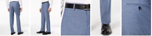 Alfani Men's Slim-Fit Performance Stretch Light Blue Suit Pants, Created for Macy's