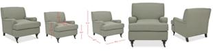 Safavieh Auburn Accent Chair, Quick Ship