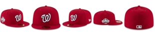 los angeles 73fb7 c8aed New Era Boys  Washington Nationals Washington All Star Game Patch 59FIFTY  Fitted ...