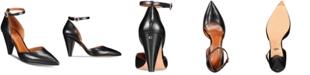 COACH Wynne Ankle-Strap Pumps