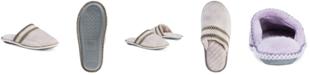 Muk Luks Women's Cathy Micro-Chenille Clog Slippers