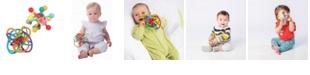Manhattan Toy Company Manhattan Toy Winkel Rattle And Atom Teether Baby Toy Set