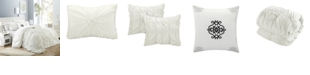 Chic Home Halpert 6-Pc King Comforter Set