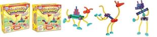 Popular Playthings Playstix Flexible Set- 68 Pieces