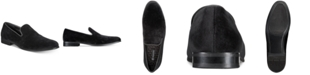 INC International Concepts INC Men's Trace Velvet Loafers, Created for Macy's