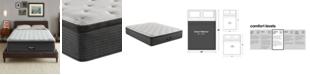 """Beautyrest BRS900-TSS 14.75""""  Medium Firm Pillow Top Mattress - Queen, Created For Macy's"""