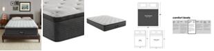 """Beautyrest BRS900-TSS 14.75"""" Medium Firm Pillow Top Mattress - King, Created For Macy's"""