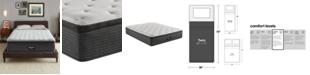 """Beautyrest BRS900-TSS 14.75"""" Medium Firm Pillow Top Mattress - Twin, Created for Macy's"""