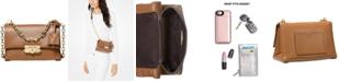 Michael Kors Cece Extra Small Leather Crossbody