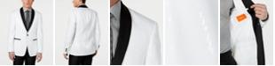 Tallia Men's Slim-Fit Dinner Sequin Dinner Jacket