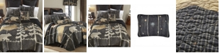 American Heritage Textiles Moonlit Bear Cotton Quilt Collection, King