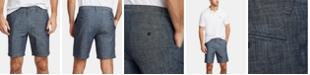 "Nautica Men's Big & Tall 8"" Chambray Shorts"
