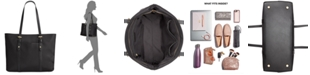 INC International Concepts I.N.C. Nylon Commuter Tote, Created for Macy's