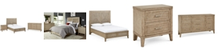Furniture CLOSEOUT! Beckley Bedroom Furniture, 3-Pc. Set (King Bed, Nightstand & Dresser), Created for Macy's