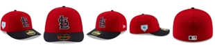 New Era St. Louis Cardinals Spring Training 59FIFTY-FITTED Low Profile Cap