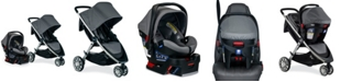 Britax B-Lively And B-Safe Ultra Travel System