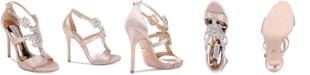 Badgley Mischka Leah II Evening Shoes