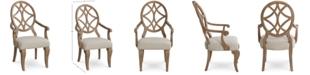 Trisha Yearwood Home Trisha Yearwood Jasper County Stately Brown Arm Chair