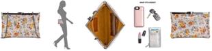 Patricia Nash Mini Meadows Asher Leather Clutch